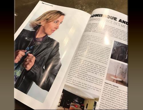 Article in NDA magazine