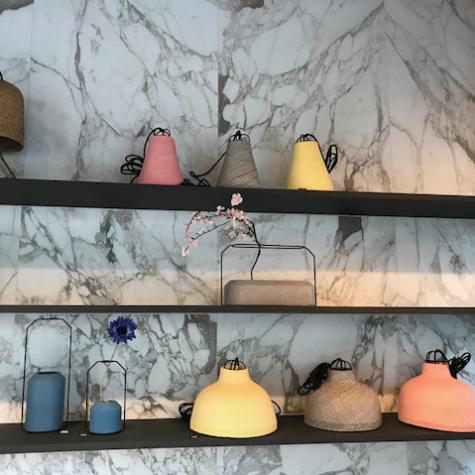 Février 2018 - Lampe